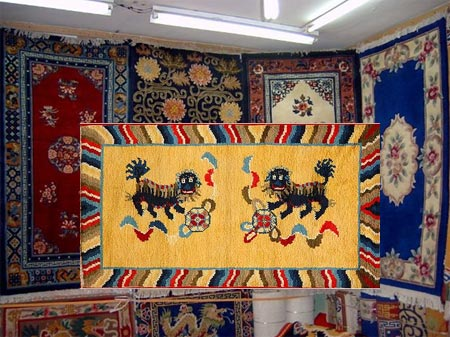 Handmade Woolen Rugs Have Been Part Of The Tibetan Culture For Hundreds Years They Are An Integral Daily Life And Buddhist Practices