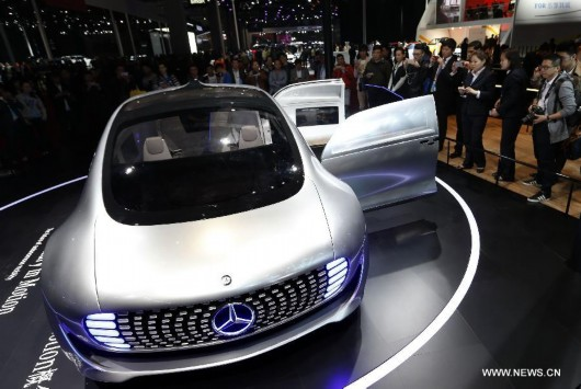 A total of 1,343 complete vehicles were on display, including 103 new energy vehicles and 47 concept cars.