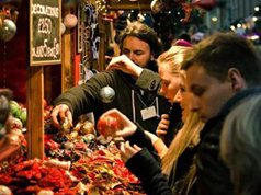 Free Christmas Markets in Shanghai 2015