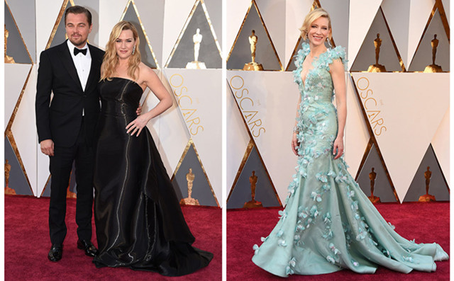 Red carpet for 88th Oscar Awards