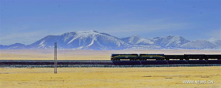 history of qinghai tibet railway