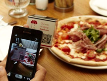 Mainland customers using mobile payment increased when dinning out