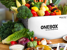 ONEBOX of high-quality food materials released in Shanghai