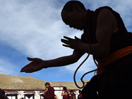 Over 200 monks attend dharma assembly in Tibet