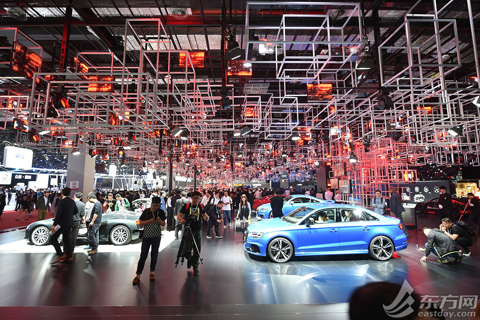 Auto Shanghai Show to be open on Friday
