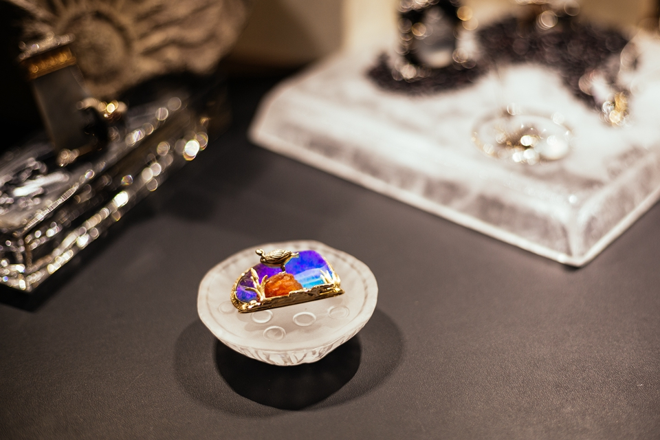 "In pics: Independent Chinese Jewelry Designer Exhibition中国独立珠宝设计师诠释""新中国风"""