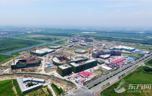 Shanghai Haichang Ocean Park to open in 2018