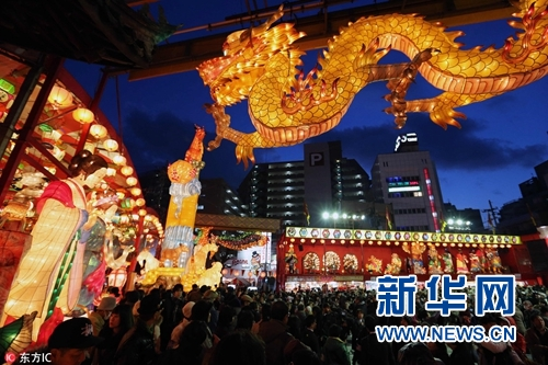How the world celebrates Lantern Festival