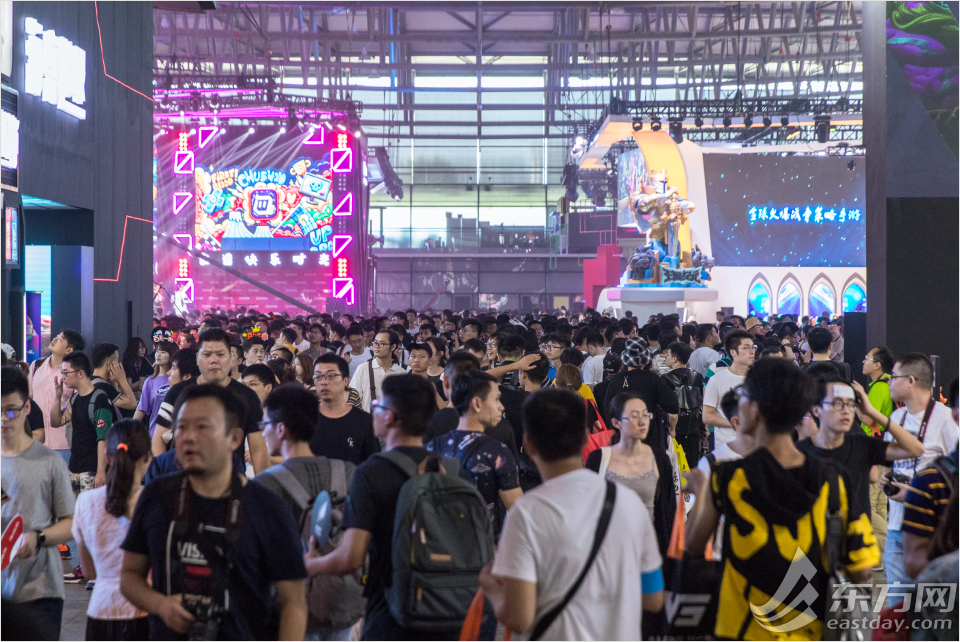 Nation's biggest gaming expo closes on Aug. 6