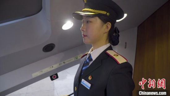 First batch of female assistant drivers start high speed train journey