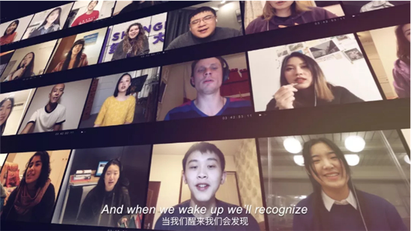 NYU Shanghai students and alumni unite to support Wuhan