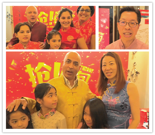Expats celebrate CNY at TEC gala event