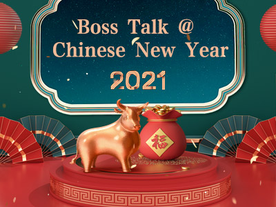 Boss Talk @ Chinese New Year