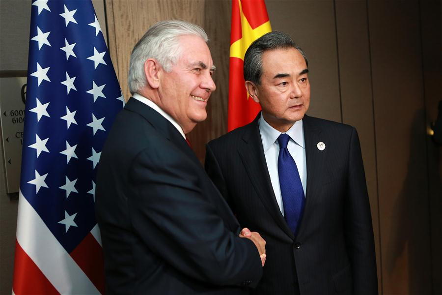 China calls for mutual respect in strengthening r