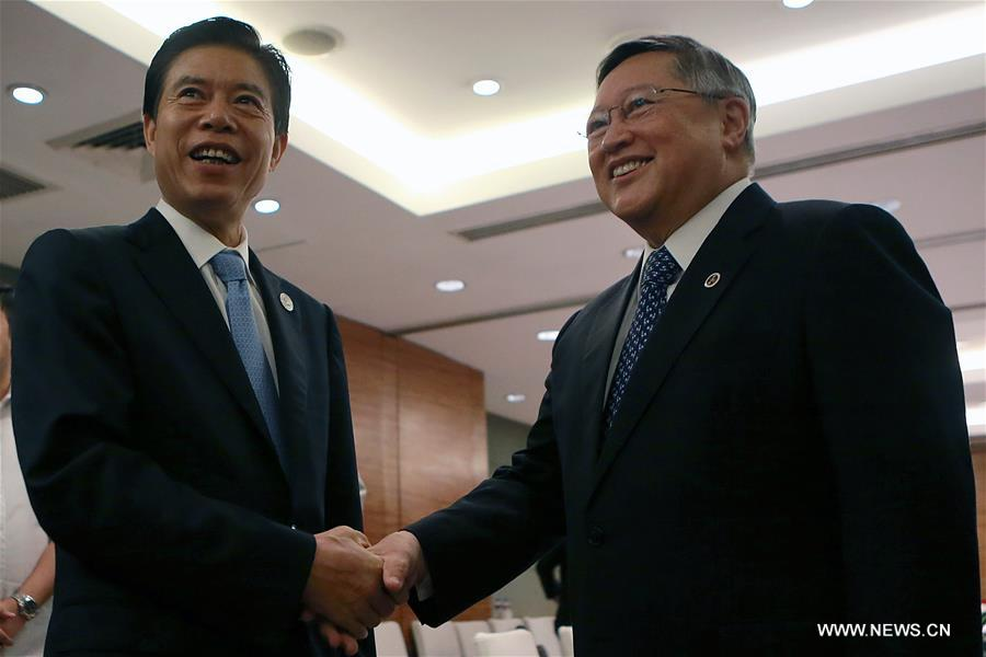 China, the Philippines to expedite work on coop