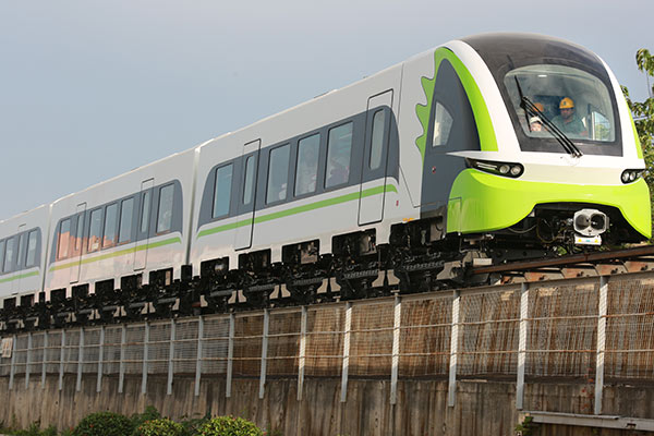 Maglev trains herald a new future for China