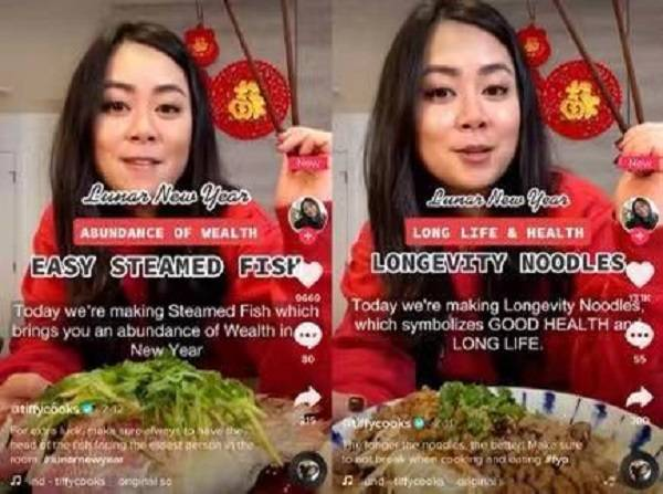 Chinese food videos get 1.6 billion plays on TikTok