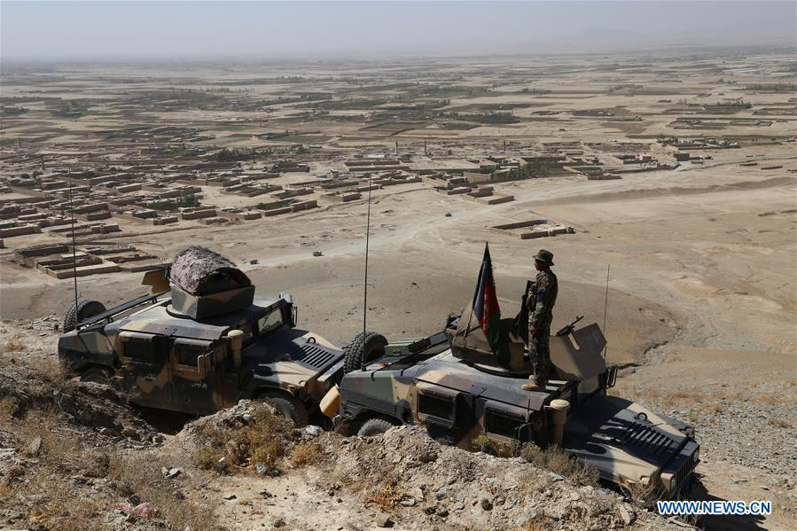 Over 54,000 Afghan troops to be deployed to s