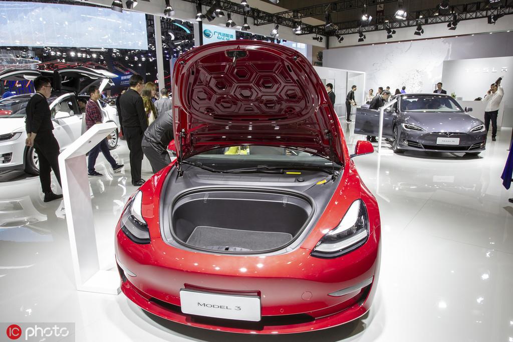 China-made Tesla Model 3 booking expected o